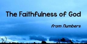 140824 The Faithfulness of God
