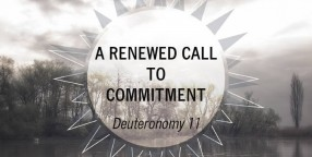 140831 A Renewed Call to Commitment