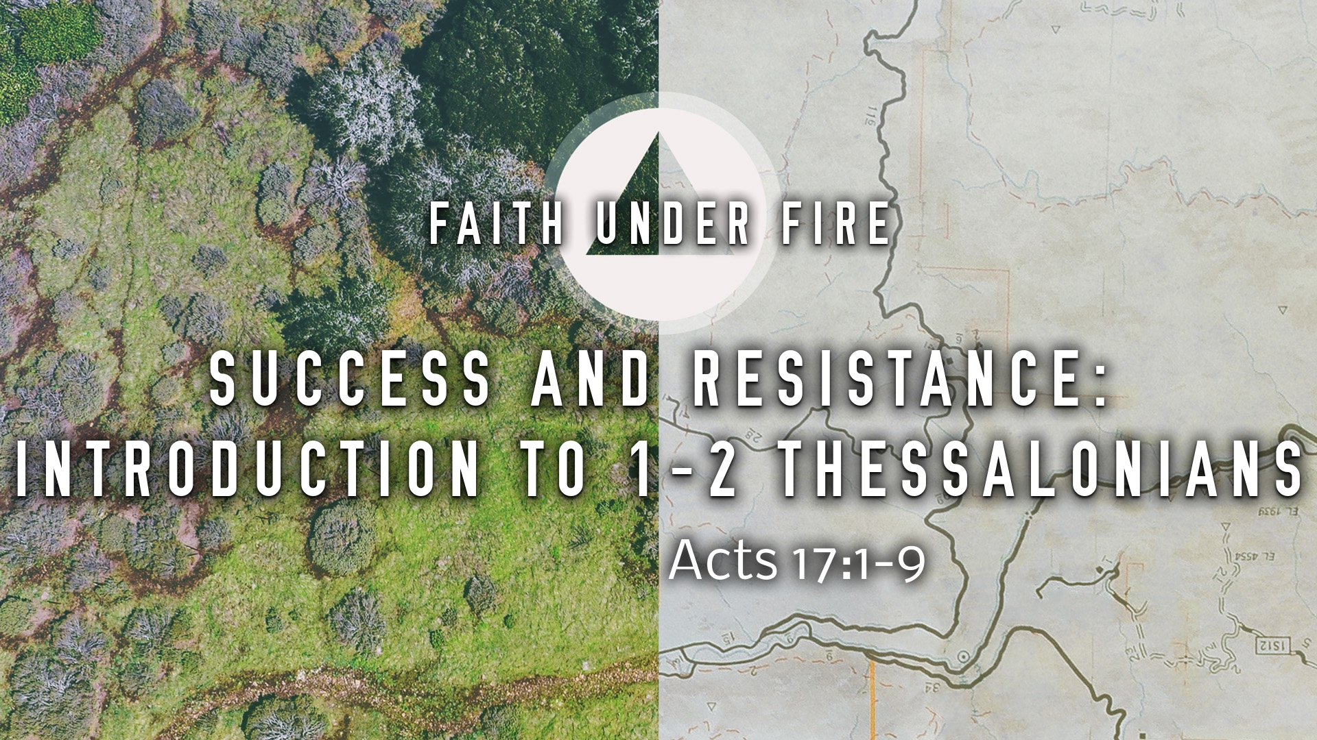 Image for the sermon Success and Resistance: Introduction to 1-2 Thessalonians