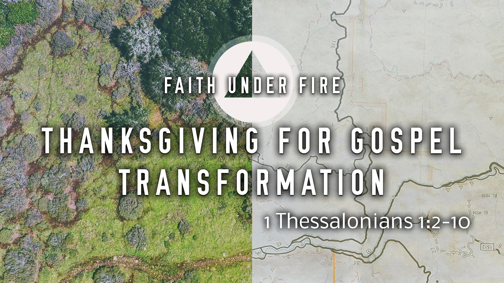 Image for the sermon Thanksgiving for Gospel Transformation