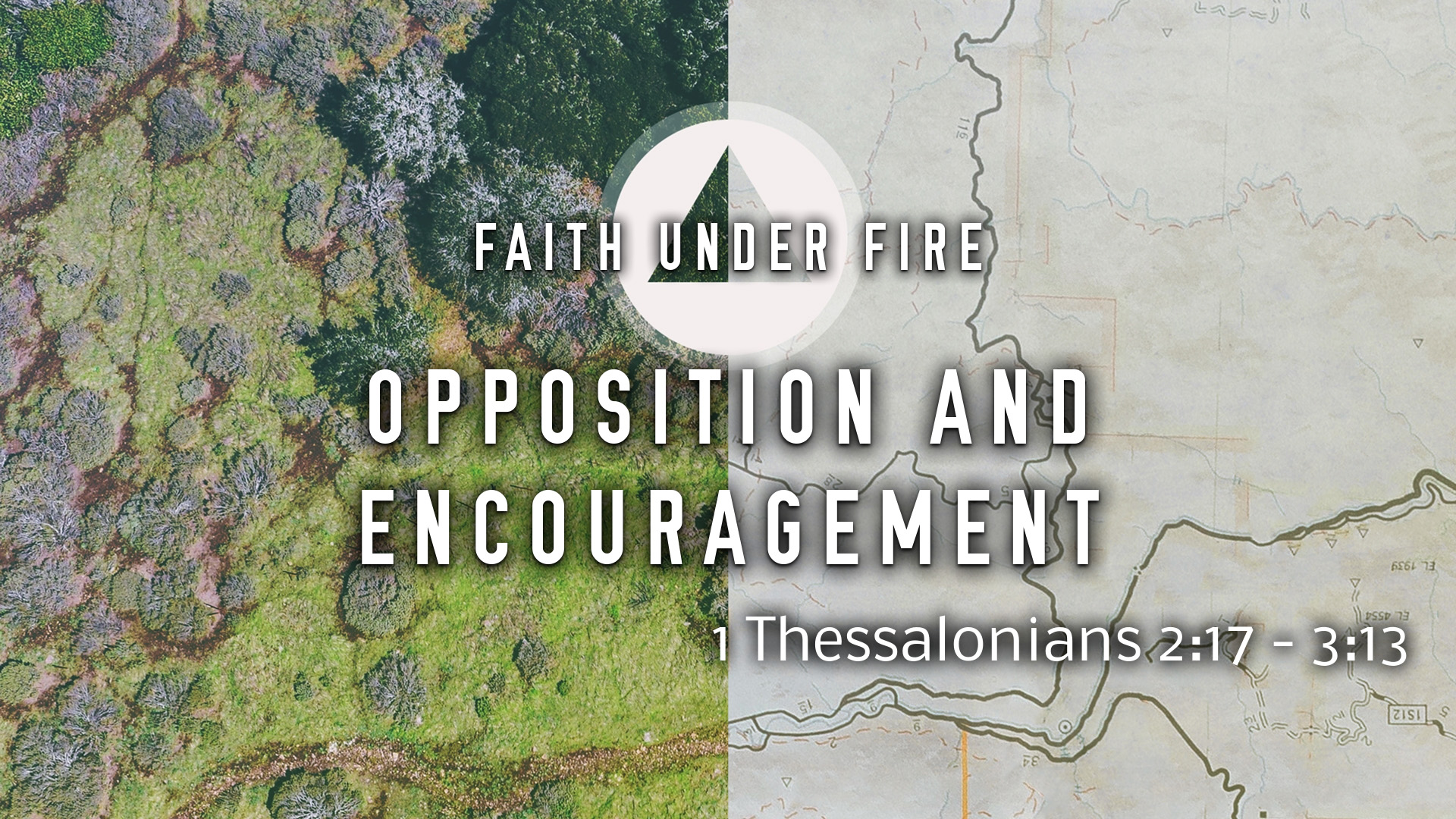 Image for the sermon Opposition and Encouragement