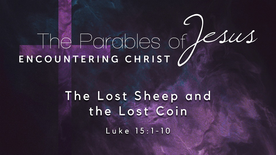 Image for the sermon The Lost Sheep and the Lost Coin