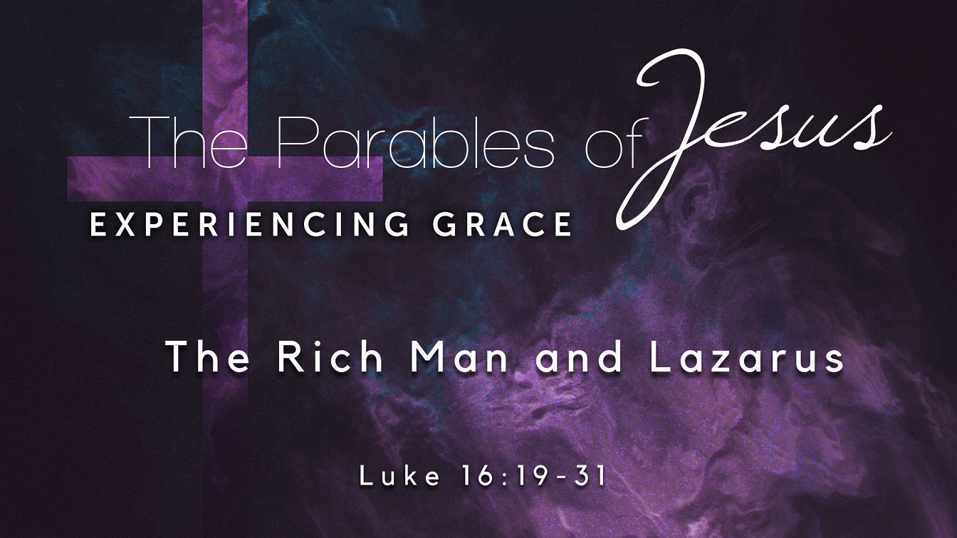 Image for the sermon The Rich Man and Lazarus