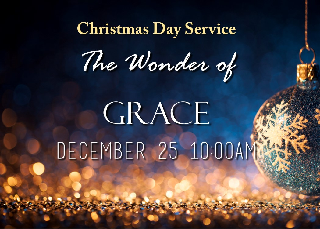 Image for the sermon The Wonder of Grace