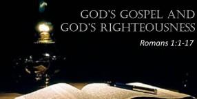 God's gospel and