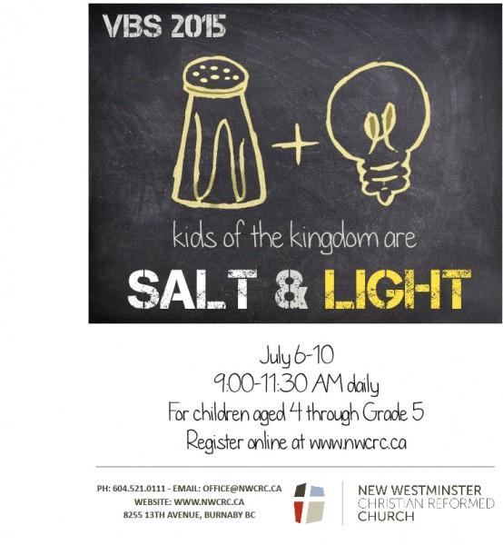 VBS 2015 Salt & Light 9-1130