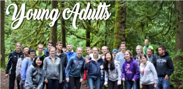 Young Adults New Westminster Christian Reformed Church