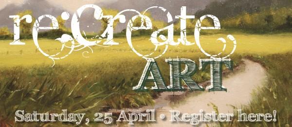 reCreate website banner visual 2015